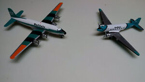 BUFFALO AIRWAYS Douglas DC-4, DC 3