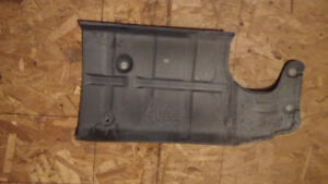 99-00 Miata MX5 Muffler heat shield