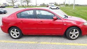 2005 Mazda3!!!! $800.00 AS IS