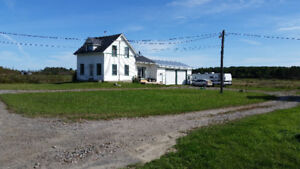 Country Farm Home near Verner Available Sept 15th