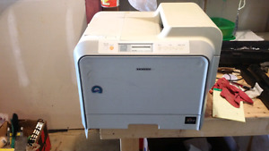 Samsung colour laser printer -$275