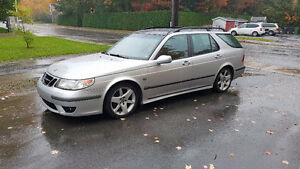 RARE 2001 Saab 9-5 Aero Wagon MANUAL