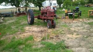 farmall c and h