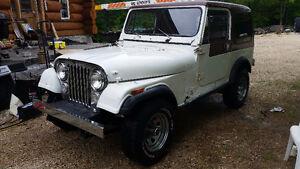 Jeep Laredo -Barn Stored 20 yrs !