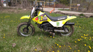 2005 Suzuki jr50 dirt bike