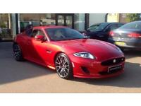 2015 Jaguar XK 5.0 Supercharged V8 Dynamic R Automatic Petrol Coupe