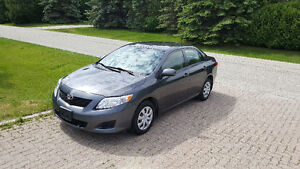 2010 Toyota Corolla, PRISTINE CONDITION, REMOTESTART, NEW SAFETY
