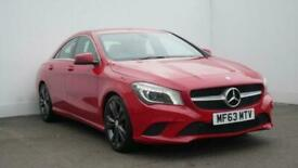 image for 2013 MERCEDES CLA CLA 180 Sport 4dr Coupe petrol Manual
