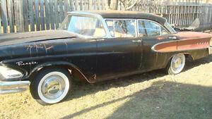 1958 edsel  4 door Ranger
