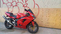2000 Kawasaki Ninja Zx9r A1 Everything Changed Like New
