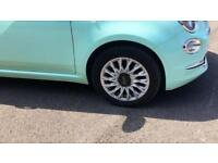 2017 Fiat 500 1.2 Lounge Facelift Model with Manual Petrol Hatchback