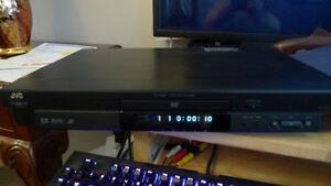 JVC DVD CD player XV-S30BK .
