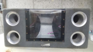 Full car audio system for sale