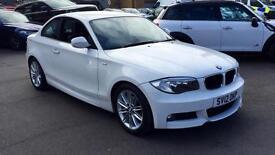 2012 BMW 1 Series 120d M Sport 2dr Manual Diesel Coupe