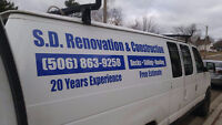 S.D Renovation & Construction