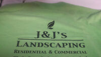 J&J'S LANDSCAPING24.7 SNOWREMOVAL OFFERING 25%OFF FIRST  REMOVAL