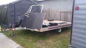 DOUBLE TRAILER drive on drive off Windsor Region Ontario image 1