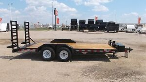 2015 HH Trailers 8.5X16'+ INDUSTRIAL