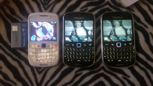 Three BBs for sale!