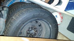 Hankook tires with rims 205/60/R15 Oakville / Halton Region Toronto (GTA) image 3