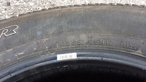 Goodyear Wrangler Tires - qty 5 London Ontario image 2