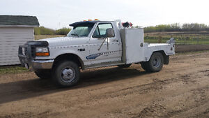 1997 Ford F-350 Welding Truck