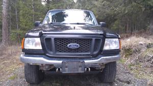 2004 Ford Ranger 4x4
