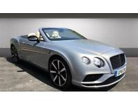 2016 Bentley Continental GTC 4.0 V8 S Mulliner Driving Spec Automatic Petrol Con