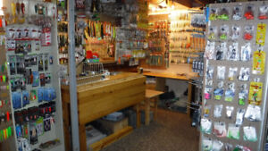 FISHING TACKLE FOR SALE = A BASEMENT FULLLLLL OF TACKLE