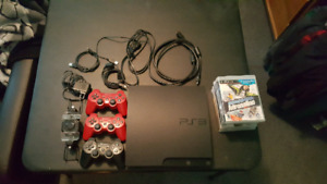 Ps3 w games and accessories