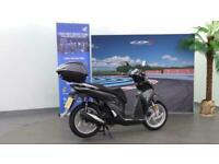 2020 Honda SH125 125 i ADG Scooter Petrol Manual