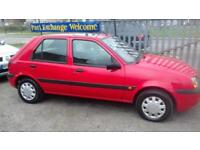 2000 FORD FIESTA 1.3 Finesse ONLY 45K..NEW MOT )