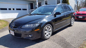 2007 Mazda6 GS Sport Station Wagon with Sunroof