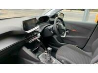 2020 Peugeot 208 1.2 PureTech Active (s/s) 5dr Hatchback Petrol Manual