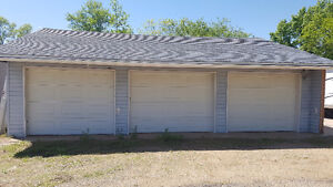32x28 garage to be moved