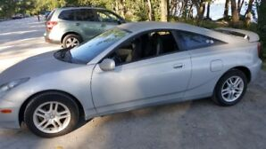 Like NEW!  2003 Toyoto Celica for sale in excellent condition
