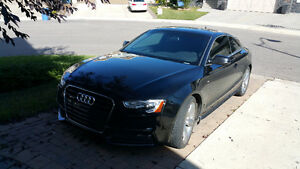 2013 Audi A5 - S-Line - TipTronic - 2.0 Turbo