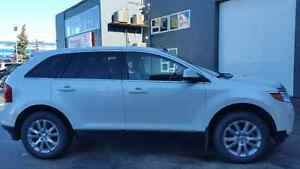 2011 FORD EDGE LIMITED 1 OWNER WITH WARRANTY ALL FINANCE ACCEPTE