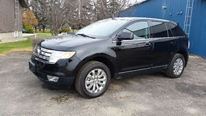 2009 Ford Edge LIMITED  AWD SUV, Crossover Regina Regina Area image 1