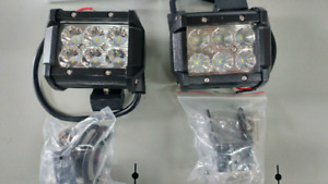LED 4PO 18W SPOT OU FLOOD