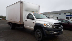 2008 Sterling Bullett Chassis Cab and Box