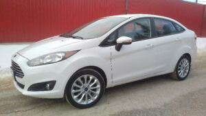 2014 Ford Fiesta Sport Heated Seats Remote Start Touchscreen 42k