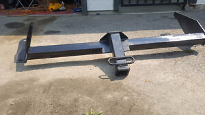 2010-16 caravan class 3 hitch and harness