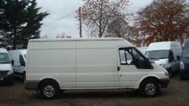 2005 FORD TRANSIT 2.4 TD 350 LWB Panel Van NO VAT