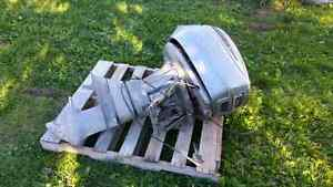 100hp Evinrude Starflite Outboard