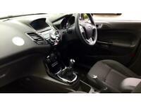 2014 Ford Fiesta 1.5 Tdci Titanium 5Dr Diesel Hatchback Hatchback Diesel Manual