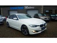 2012 BMW 3 SERIES 2.0 320D EFFICIENTDYNAMICS 4D 161 BHP DIESEL