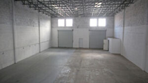 Artist looking for a short term warehouse space to rent