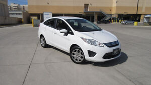 2011 Ford Fiesta 4 door, Automatic, ONLY 98000 km, Warranty avai