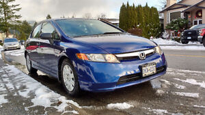 2007 Honda Civic DX-G 4-door sedan ***REDUCED***